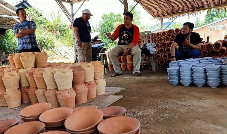 Catatan Kunjungan Kerja: Heritage Dragon Kiln Keramik San Keuw Jong