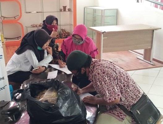 Fasilitasi Sertifikasi Halal UMKM Dinas Koperasi UKM Kalbar Respon Cepat Dampak Covid-19