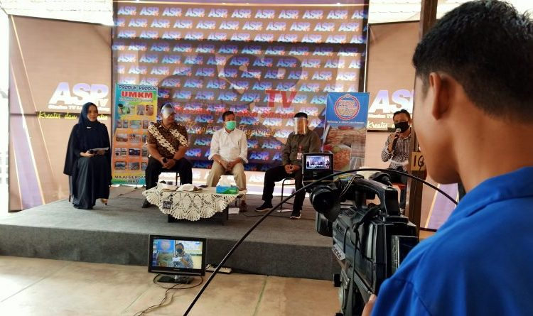 Talk Show Negara Merdeka Koperasi Berjaya UMKM Sejahtera Di Kabupaten Sintang