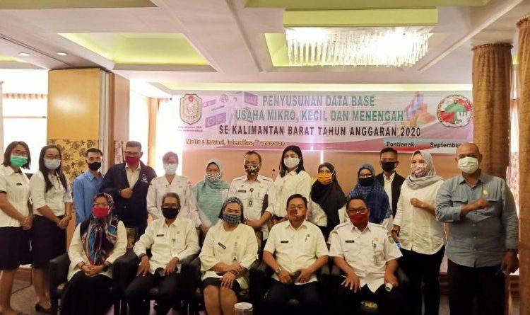 UMKM Kalimantan Barat Menuju Satu Data Indonesia