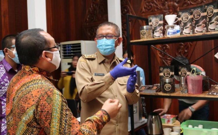 Gubernur Kalbar : UMKM Karya Kreatif harus Sering Disosialisasikan ke Masyarakat