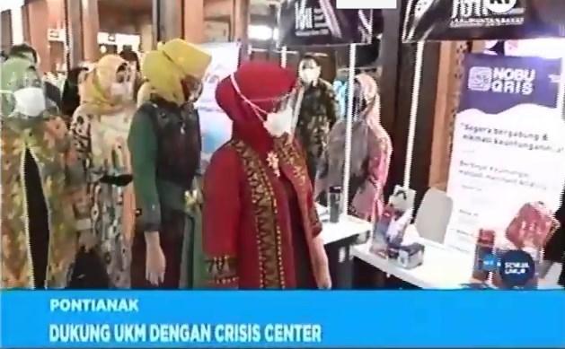 Dukung UKM Dengan Crisis Center