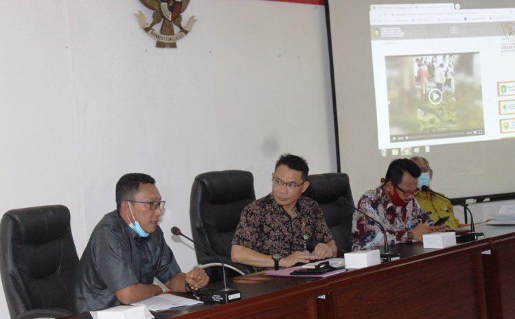 Kunjungan Kerja dari Panitia Khusus II DPRD Kabupaten Sambas