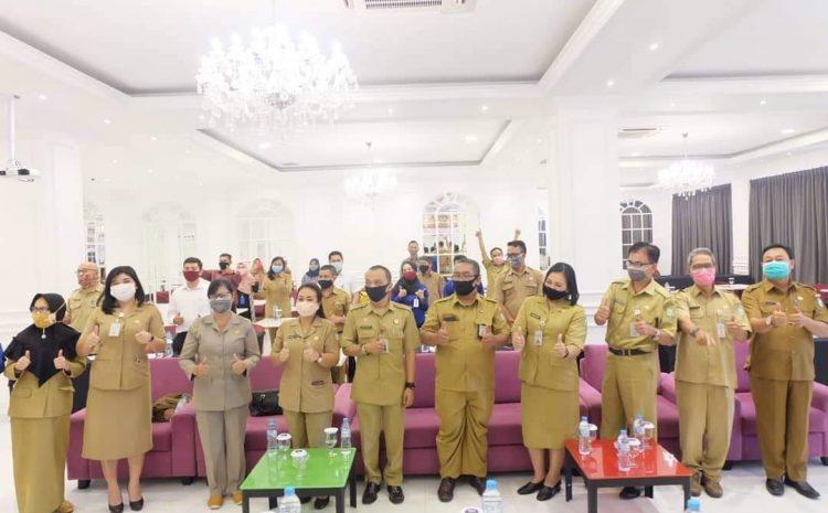 Peningkatan Kapasitas SDM Pembina Koperasi