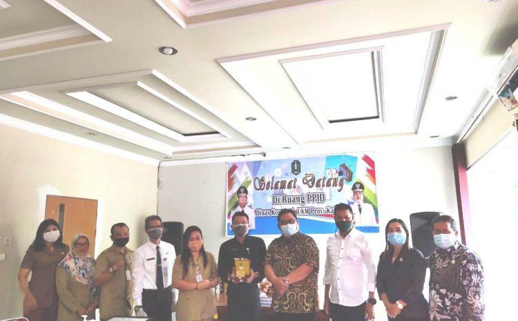 Kunjungan Komisi III DPRD Kabupaten Ketapang