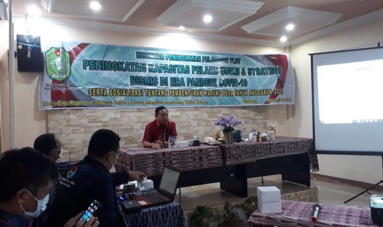 Leading Sector Penentu Eksistensi UMKM Era Pandemi Pandemi Covid-19