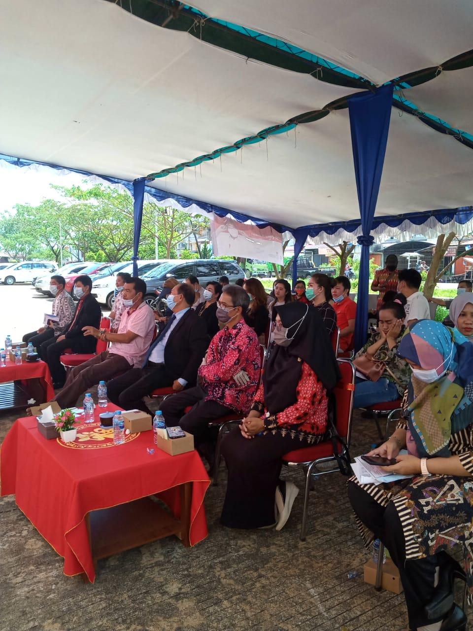 Peresmian kantor KSP Mitra Jaya Persada Khatulistiwa ...