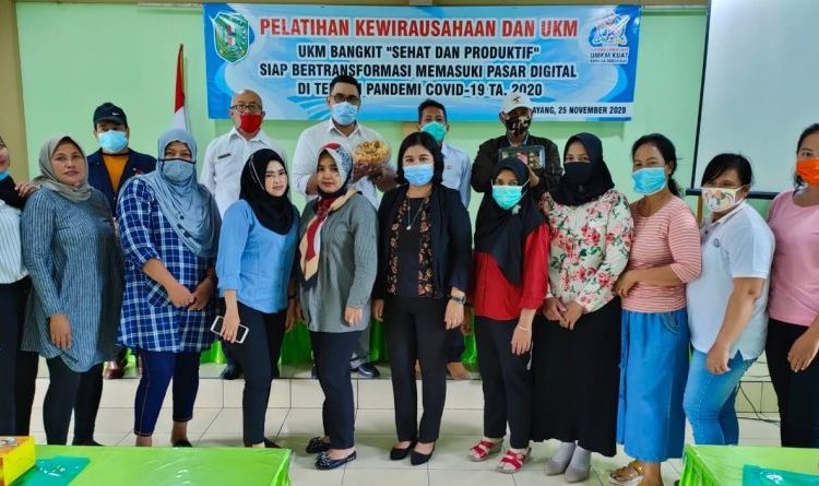 Geliat UMKM Bengkayang Siasati Dampak Pandemi Covid-19