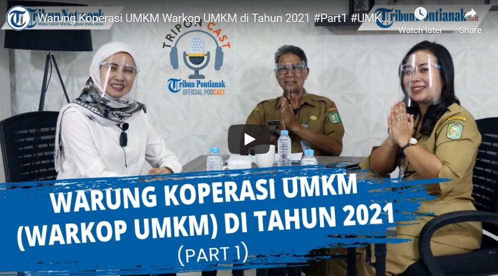 Warung Koperasi UMKM Warkop UMKM di Tahun 2021 - Dinas ...